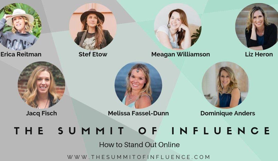 Summit of influence 2019
