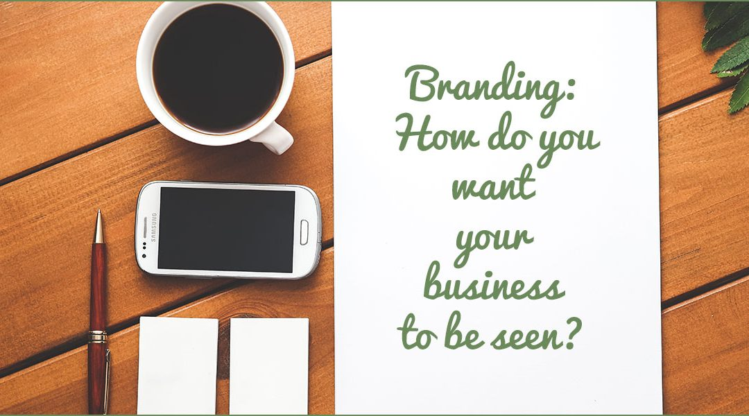 branding how business seen
