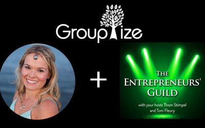 Entrepreneurs Guild Podcast: From a side hustle to a surprise layoff to building a new business