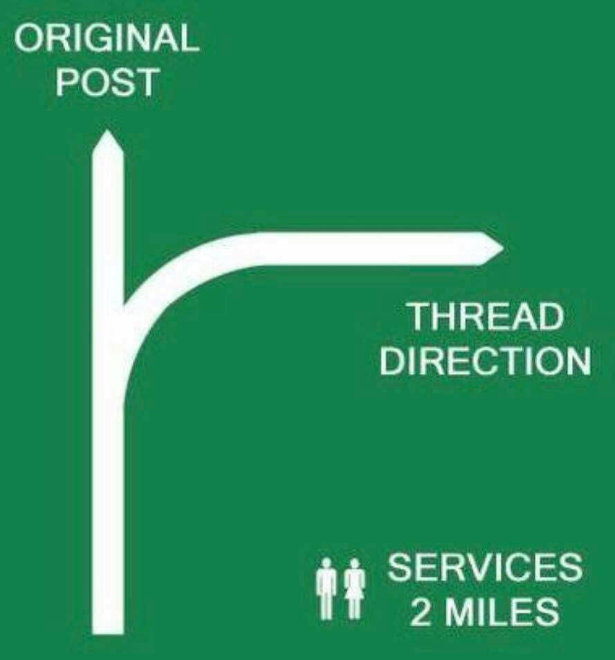 thread closed facebook meme detour